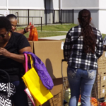 Monthly Harvesters Food Giveaway